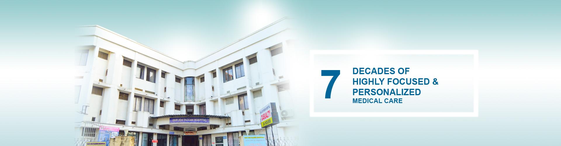 Sanjos Parish Hospital Pavaratty